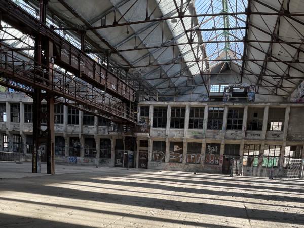 Schalthaus Dortmund Halle